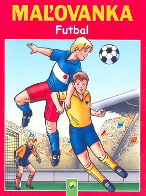 Obrázok Maľovanka Futbal