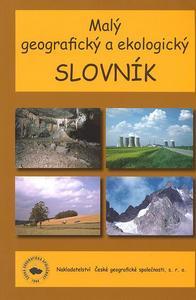 Obrázok Malý geografický a ekologický slovník