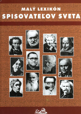 Obrázok Malý lexikón spisovateľov sveta