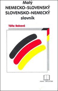 Obrázok Malý nemecko-slovenský a slovensko-nemecký slovník