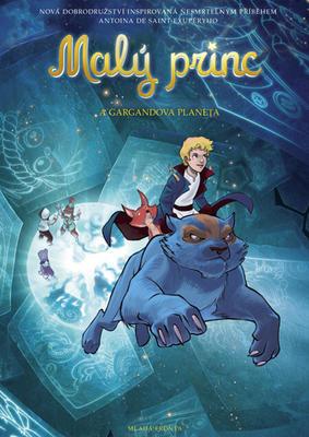 Obrázok Malý princ a Gargandova planeta