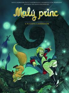 Obrázok Malý princ a planeta Lakrimavor