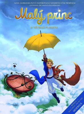 Obrázok Malý princ a Větrná planeta