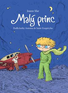 Obrázok Malý princ Komiks
