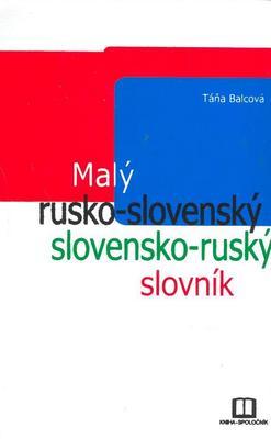 Obrázok Malý rusko-slovenský a slovensko-ruský slovník
