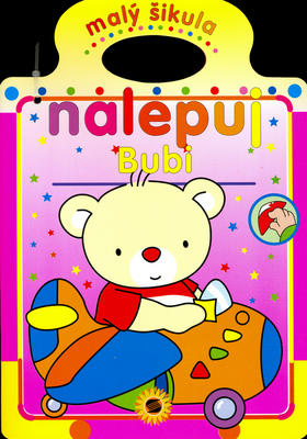 Obrázok Malý šikula Nalepuj Bubi