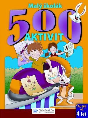 Obrázok Malý školák 500 aktivit