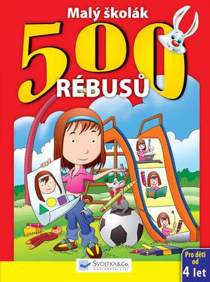 Obrázok Malý školák 500 rébusů
