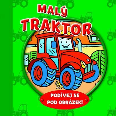 Obrázok Malý traktor Podívej se pod obrázek!