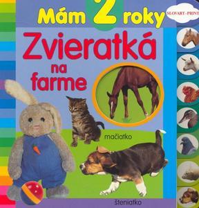 Obrázok Mám 2 roky Zvieratká na farme