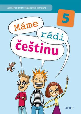 Obrázok Máme rádi češtinu 5