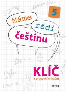 Obrázok Máme rádi češtinu 5 Klíč