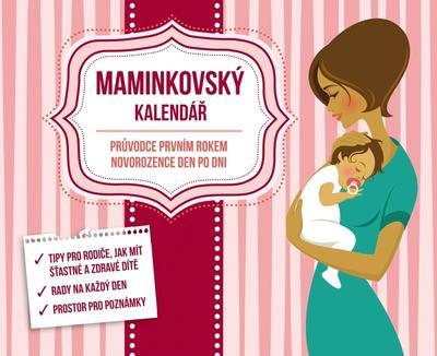 Obrázok Maminkovský kalendář - stolní kalendář