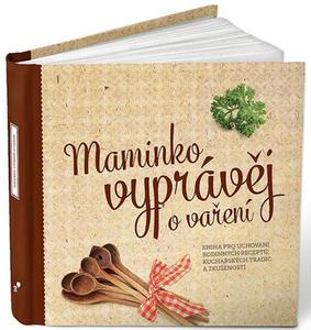 Obrázok Maminko, vyprávěj o vaření