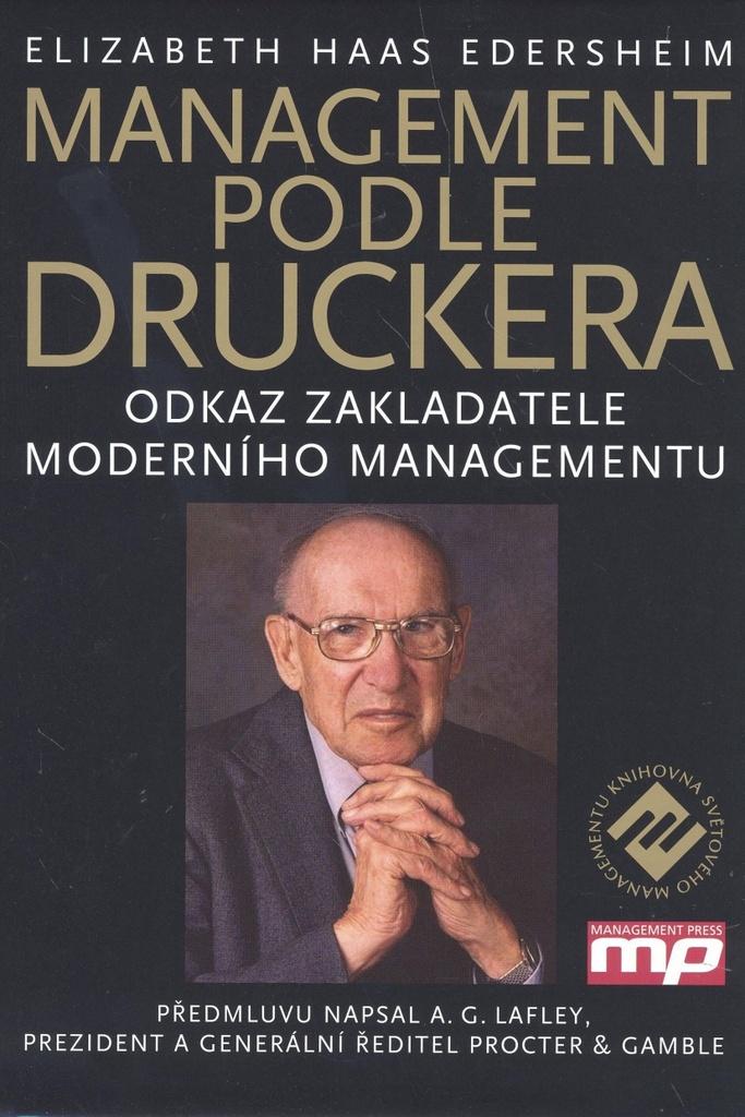 Management podle Druckera - Elizabeth Haas Edersheim