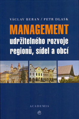 Obrázok Management udržitelného rozvoje regionů, obcí a sídel