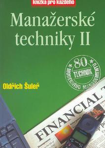 Obrázok Manažerské techniky II