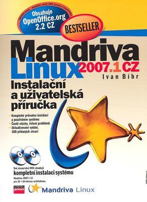 Mandriva Linux 2007.1 CZ + 2CD