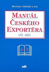 Obrázok Manuál českého exportéra II.díl