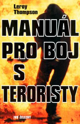 Obrázok Manuál pro boj s teroristy