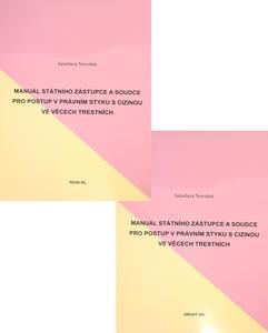 Obrázok Manuál státního zástupce a soudce I. + II.díl