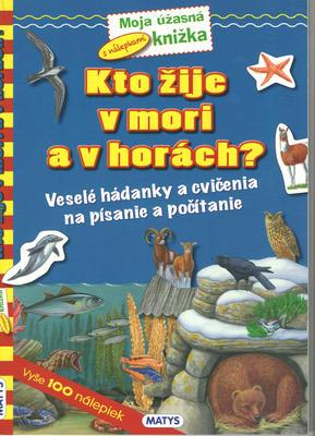 Obrázok Kto žije v mori a v horách?