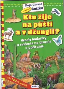 Obrázok Kto žije na púšti a v džungli?