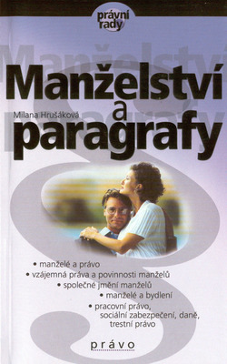Obrázok Manželství a paragrafy