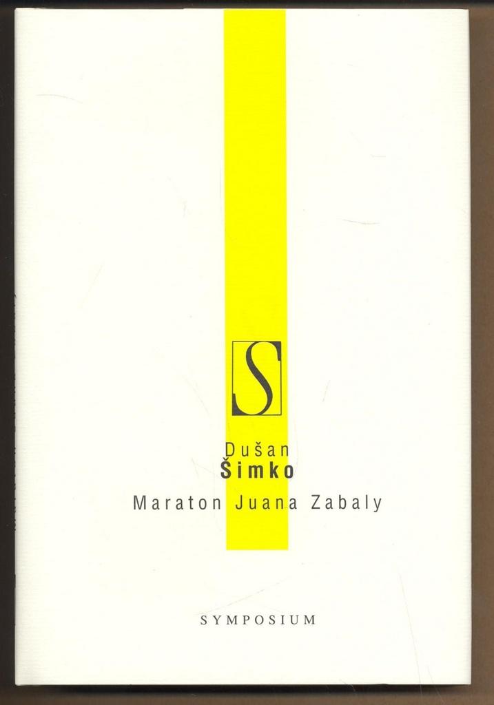 Maraton Juana Zabaly - Dušan Šimko