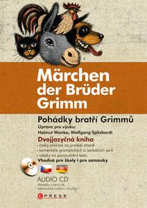 Obrázok Märchen der Brüder Grimm Pohádky bratří Grimmů