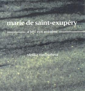 Obrázok Marie de Saint-Exupéry a její syn Antoine