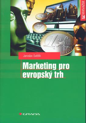 Obrázok Marketing pro evropský trh