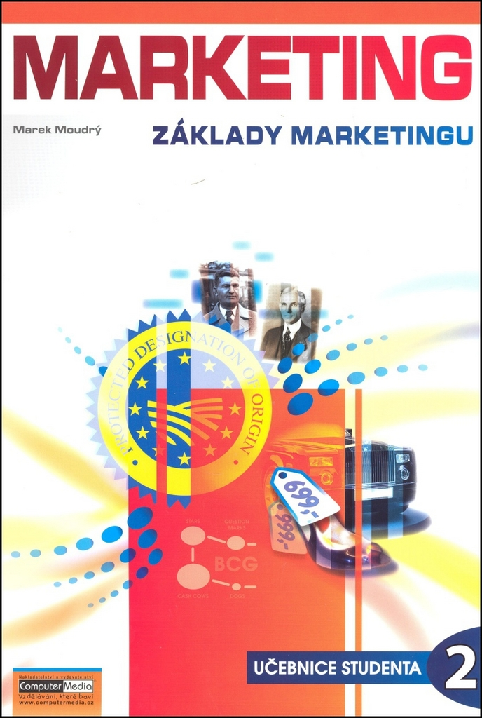 Marketing Základy marketingu 2 - Ing. Marek Moudrý