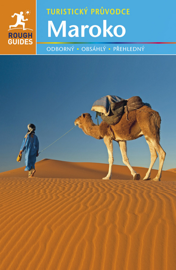 Maroko - Mark Ellingham, Daniel Jacobs, Shaun McVeigh, Keith Drew, Hamish Brown
