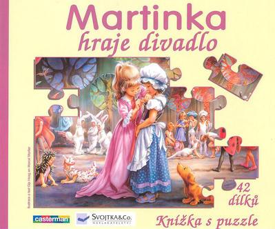 Obrázok Martinka hraje divadlo