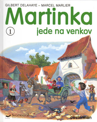 Obrázok Martinka jede na venkov
