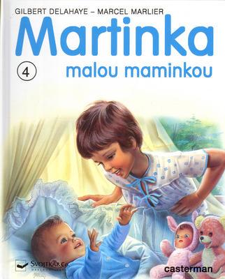 Obrázok Martinka malou maminkou