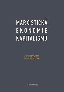 Obrázok Marxistická ekonomie kapitalismu