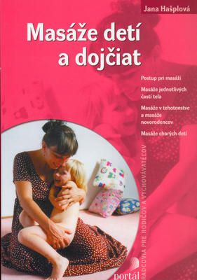 Obrázok Masáže detí a dojčiat