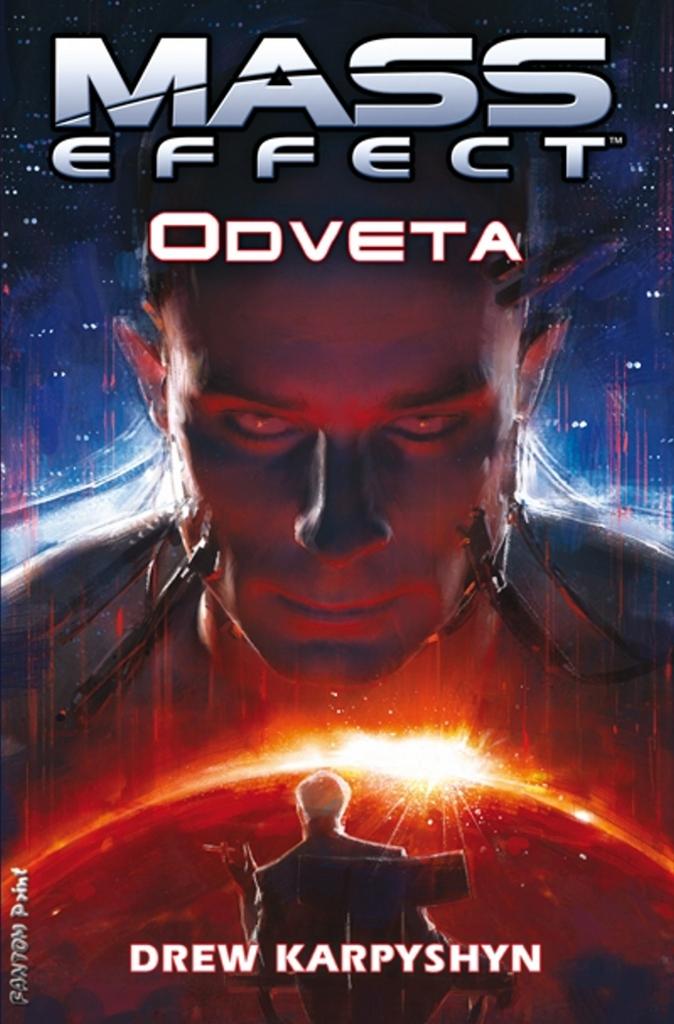 Mass Effect Odveta - Drew Karpyshyn