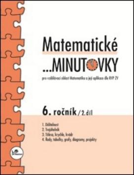 Matematické minutovky 6. ročník / 2. díl - Miroslav Hricz