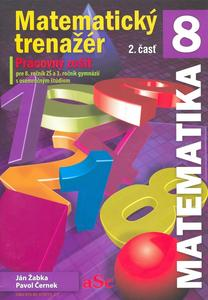 Obrázok Matematický trenažér 8 - 2. časť