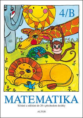 Obrázok Matematika 4/B