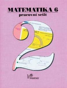 Obrázok Matematika 6 Pracovní sešit 2