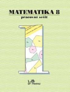 Obrázok Matematika 8 Pracovní sešit 1