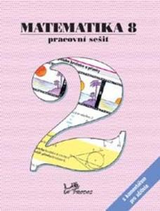 Obrázok Matematika 8 Pracovní sešit 2