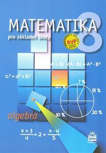Obrázok Matematika 8 pro základní školy Algebra