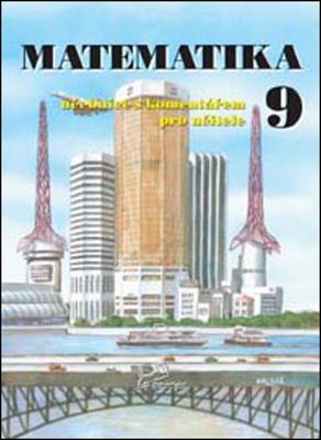 Obrázok Matematika 9 s komentářem pro učitele