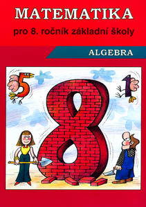 Obrázok Matematika Algebra pro 8. ročník