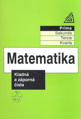 Obrázok Matematika Kladná a záporná čísla